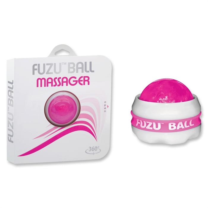 FUZU - BALL MASSAGER 360° - NEON ROSE