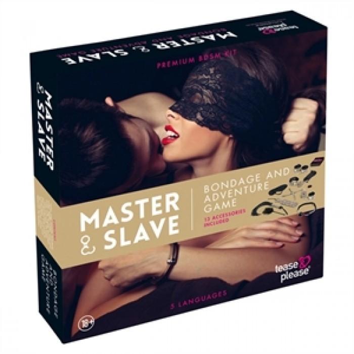 MASTER & SLAVE PREMIUM KIT MULTILANGUES BEIGE MZ1120